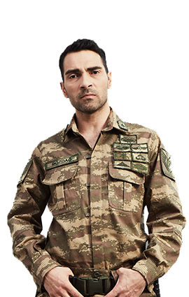 Başçavuş Ali Haydar Bozdağ